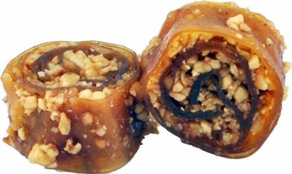 Maulbeerrollen mit Walnuss und Honig