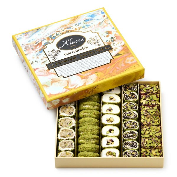 Turkish Delight Green Selection