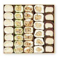 Turkish Delight Hazelnut Selection
