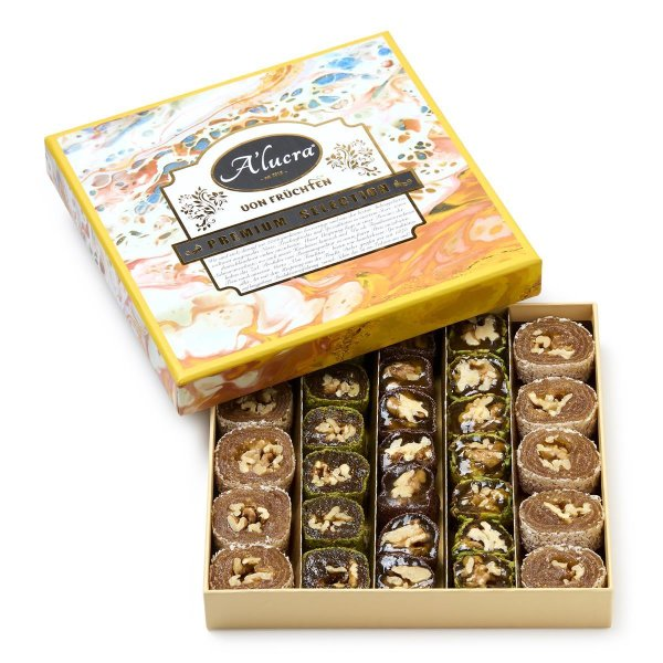 Turkish Delight Rulo Selection