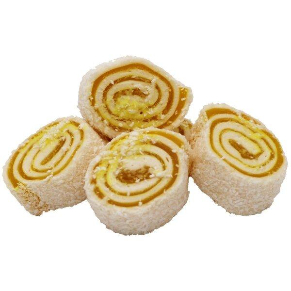 Turkish Delight Kokos-Vanille mit Zitrone