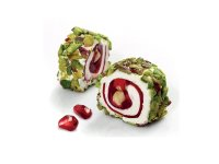 Turkish Delight Vanille mit Granatapfel und...
